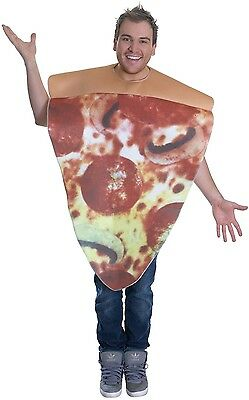 Mens Ladies Pizza Food Funny Stag Hen Do Festival Fancy Dress Costume Outfit