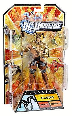 DC Universe Classics Wave # 19_MAGOG 6 inch action figure_MIP_New & Unopened_JSA