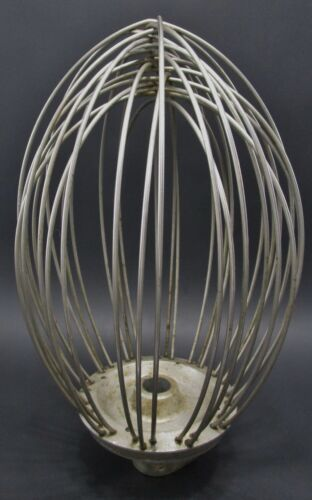 Hobart Equivalent Classic Whisk Attachment 30 Qt Pizza Dough Mixer Whip Paddle