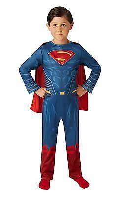 Jungen Kostüm Superman Classic Dawn of Justice Kinderkostüm (Superman Kostüm Junge)