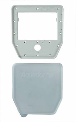 Aquador 1030 Face Plate & Cover Fits Lomart Above Ground Skimmers - USA 71030  Lomart Above Ground