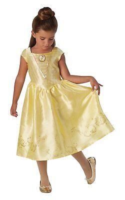 Kostüm schön von der Bella Und die Bestie Prinzessin Kleid Mädchen art. -