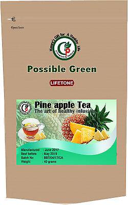 Pineapple Detox Tea, Deliciously Detox,Healthy infusion, 20 tea bags,40g