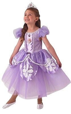 Mädchen Premium Disney Prinzessin Sofia die - Sofia Disney Prinzessin Kostüm