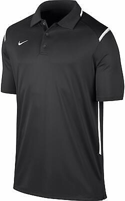 Nike Mens Game Day Dri Fit Polo Shirt Golf Medium Grey S/S NWT FREE SHIPPING Mens Game Day Polo