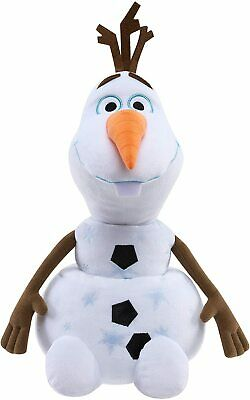 Disney Frozen 2 Large Plush Olaf Stuffed Animal Super Soft & Snuggly