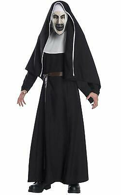 Nun Conjuring Universe Scary Movie Fancy Dress Halloween Deluxe Adult Costume (Scary Movie Halloween Kostüme)