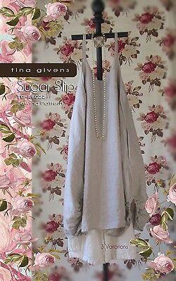 THE SUGAR SLIP DRESS SEWING PATTERN, from Tina Givens, *NEW*