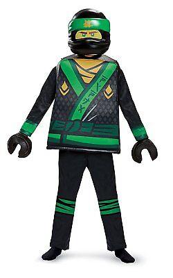 Lloyd LEGO Ninjago Movie Deluxe Kids - Lloyd Lego Ninjago Kostüm