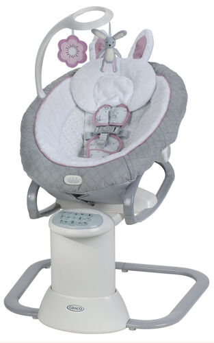Graco Baby EveryWay Multi Use Swing Soother with Removable Rocker Josephine NEW