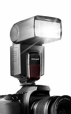 Neewer TT560 Flash Speedlite for SLR DSLR Cameras with single-contact Hot Shoe