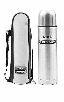 MILTON Vacuum Flask Stainless Steel Coffee Bottle Thermos Co
