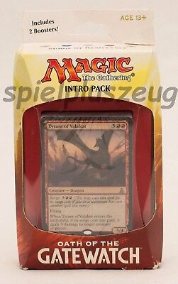 Magic Oath of the Gatewatch Surge of Resistance Intro Pack englisch - NEU OVP