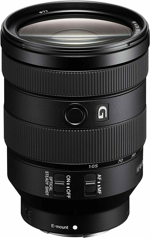 Sony FE 24-105mm f/4 G OSS Zoom Lens (SEL24105G)