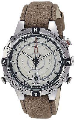 Temp Compass Mens Watch - Timex Tide Temp Chronograph Watch T2N721 Men's Intelligent Quartz Compass