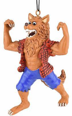 Werewolf For Halloween (Tree Buddees Werewolf Decoration for Halloween Tree Ornament Christmas)