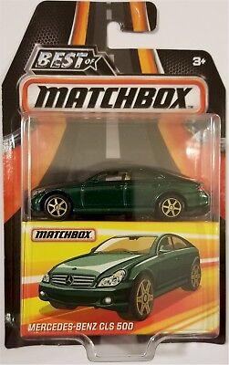 Best of Matchbox - Series 2 - Mercedes-Benz CLS 500