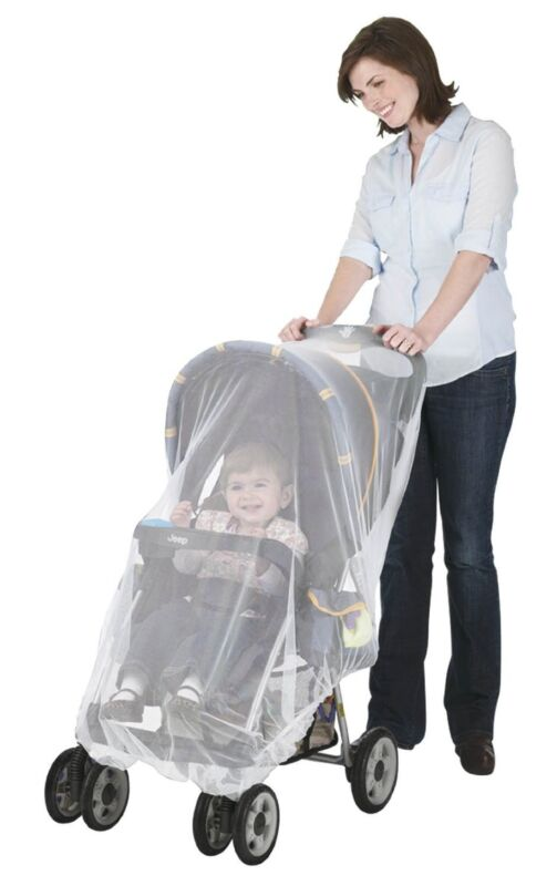 Jeep Netting for Stroller or Infant Carrier - New! Free Shipping!