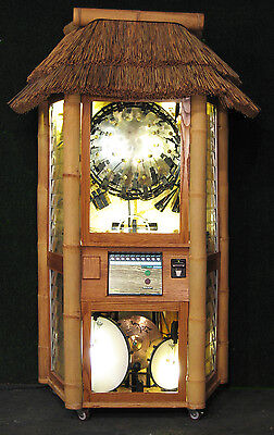 Automated Steel Drum Safari Hut Casino Poolside attraction Arcade