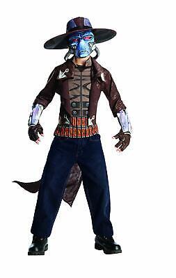Rubie's Star Wars Boy's Deluxe Cad Bane Costume # - Cad Bane Deluxe Kostüm