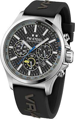 NEW TW Steel VR46 Men's Chronograph Quartz Watch -  TW939
