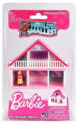 World's Smallest Barbie Dreamhouse
