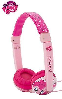 Kids Headphones My Little Pony Kid Safe Headphones - Pink US NEW BEST PRESENT