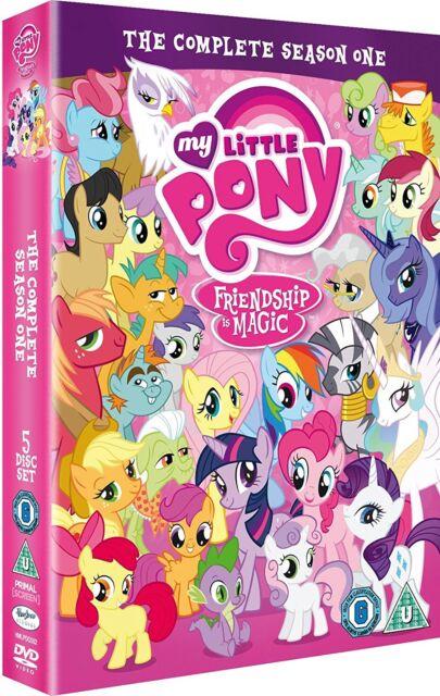 My Little Pony - Friendship Is Magic: Complete Season 1 - New DVD