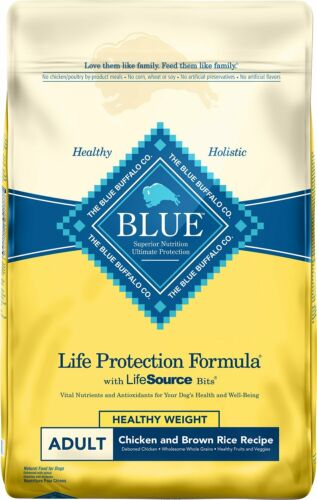 Blue Buffalo Life Protection Formula Adult Healthy Weight Chicken - 30LB