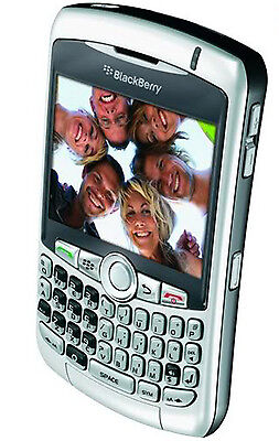 NEW Blackberry Curve 8320 White WiFi SMARTPHONE Unlocked Cell phone T-Mobile pda on Rummage