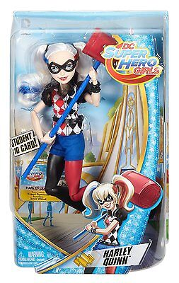 Harley Quinn Nägel (DC Superheld Mädchen 30.5cm Harley Quinn AKTION FIGUR NAGELNEU)