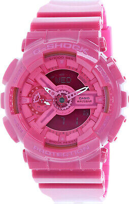 Casio GMA-S110CC-4A Women's Pink G-SHOCK Hyper Colors Ana-Digital Watch 200M New G-shock 200m World Time Watch