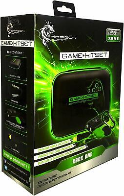 Gamer kit - Sacoche de protection semi-rigide pour manette XBOX One Noir