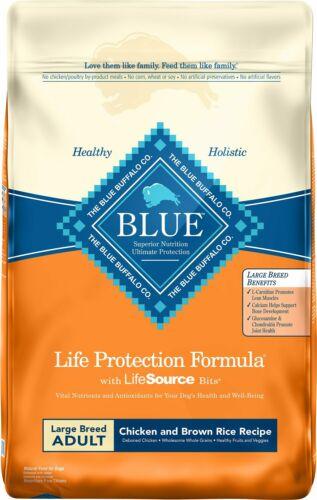 Blue Buffalo Life Protection Formula Large Breed Adult Chicken - 30LB Free Ship