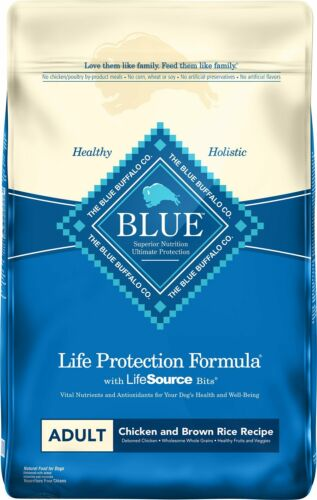 Blue Buffalo Life Protection Formula Adult Chicken - 30LB Free Shipping