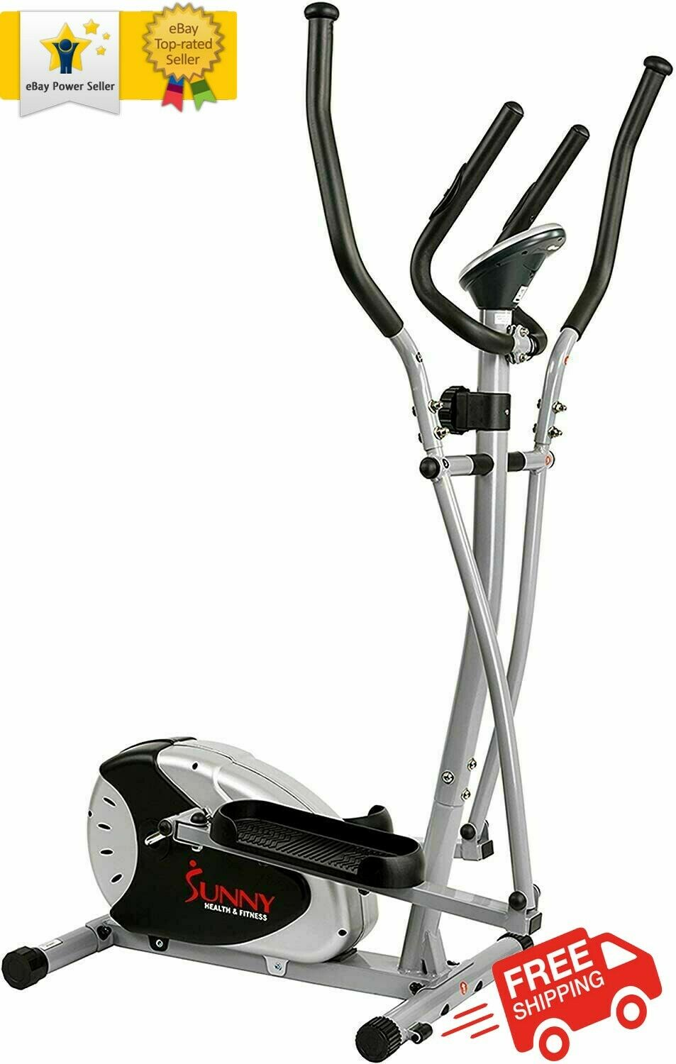💪 Elliptical Exercise Machine Trainer Cardio Home Gym Wor
