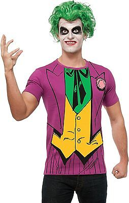 Rubies Dc Comics Joker Batman Bösewicht Erwachsene Herren Halloween Kostüm - Comic Bösewichte Kostüm