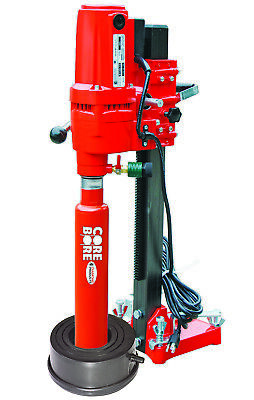 M1aa-15 Anchor Drill Rig With Core Drill Motor