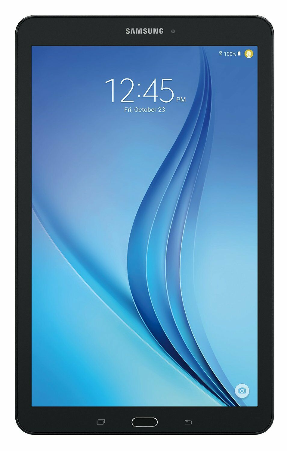 "NEW Samsung Galaxy Tab E 9.6"" 16 GB Wifi Tablet Black SM-T560NZKUXAR"