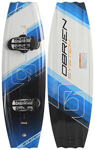 O'Brien System Wakeboard 140 w/ System Bindings One Size Mens