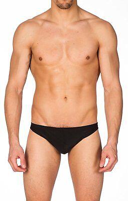 Men's Greek Bikini Swimsuit with Contour Pouch By Gary Majdell Sport