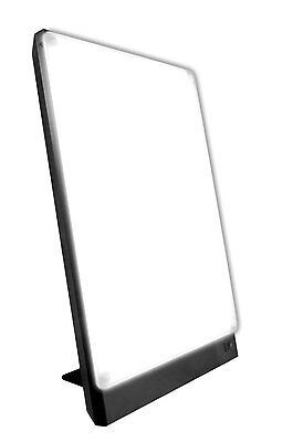 NEW BOXelite Northern Light Technologies 10,000Lux Light Therapy, NLT-BOX Black