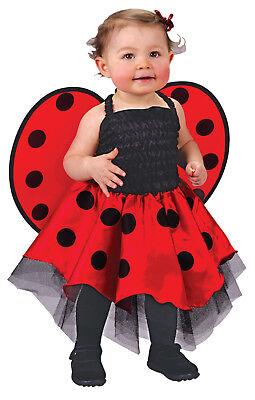 Infant Baby Lady Bug Ladybug Costume up to 24Mos - Lady Bug Infant Costume