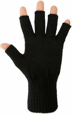 DARN WARM Alpaca FINGERLESS Gloves - BEST NATURAL SOLUTION for COLD HANDS - for (Best Gloves For Cold Hands)