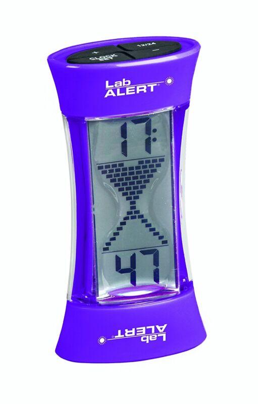 Heathrow Scientific HEA24671 Lab Alert Digital Sand Timer/Clock