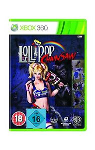 Lollipop Chainsaw - XBox 360 - Neu & Ovp