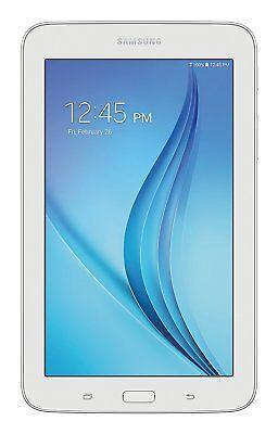 "Samsung Galaxy Tab E Lite 7"" Tablet - 8GB, WiFi - Android - White (SM-T113) ™"