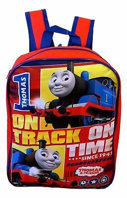 Thomas the Train and Friends Boys School Backpack Bookbag Kids 15