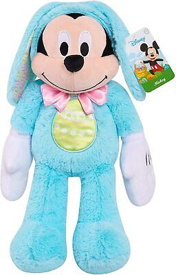 Mickey Mouse Disney Easter Bunny Large Plush - Mickey