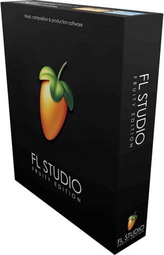 FL Studio Fruity Edition Recording Software Elec. Download